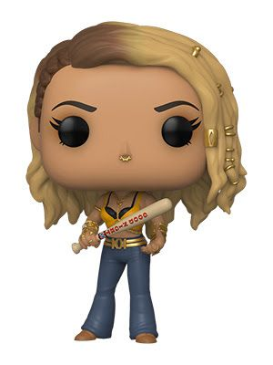POP! HEROES: BIRDS OF PREY - BLACK CANARY (BOOBYTRAP BATTLE) (44372)