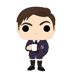POP! TV: UMBRELLA ACADEMY - NUMBER FIVE