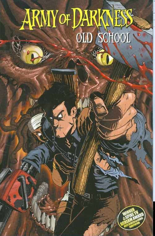 ARMY OF DARKNESS TP VOL 04 OLD SCHOOL
