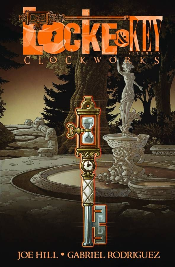 LOCKE & KEY TP 05 CLOCKWORKS