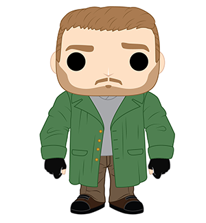 POP! TV: UMBRELLA ACADEMY - LUTHER HARGREEVES