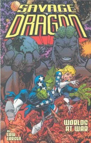 SAVAGE DRAGON TP 09 WORLDS AT WAR